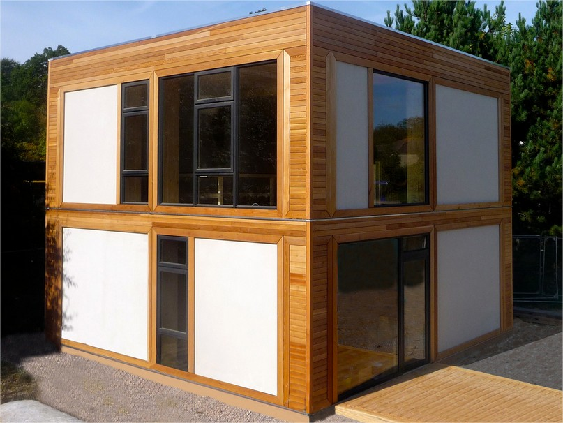 Plans Building Prefab Shipping Container Home | Container Home