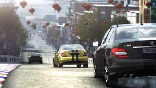Grid Autosport Computer Background
