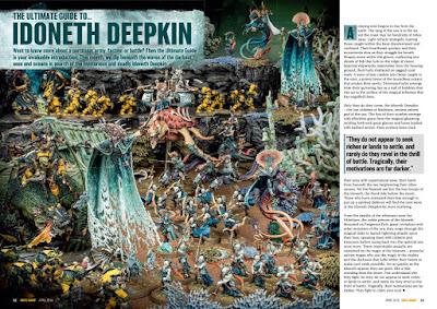 Idoneth deepkin white dwarf