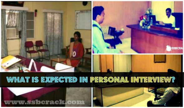 What Is Expected in Personal Interview?