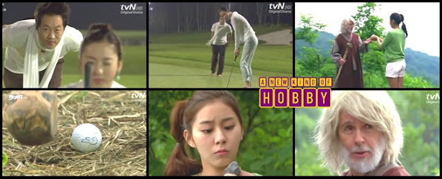 Can't Loose My Birdie Buddy featuring Uee - Korean Drama Review