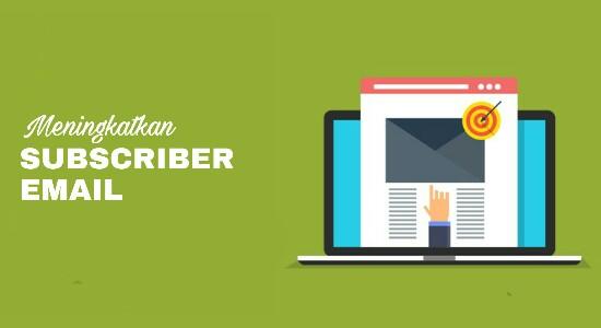 kamu memerlukan daftar alamat email untuk berbagi penawaran 10+ Tips Jitu Untuk Mendapatkan Lebih Banyak Pelanggan Email