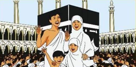 Dalil Haji dan Umroh