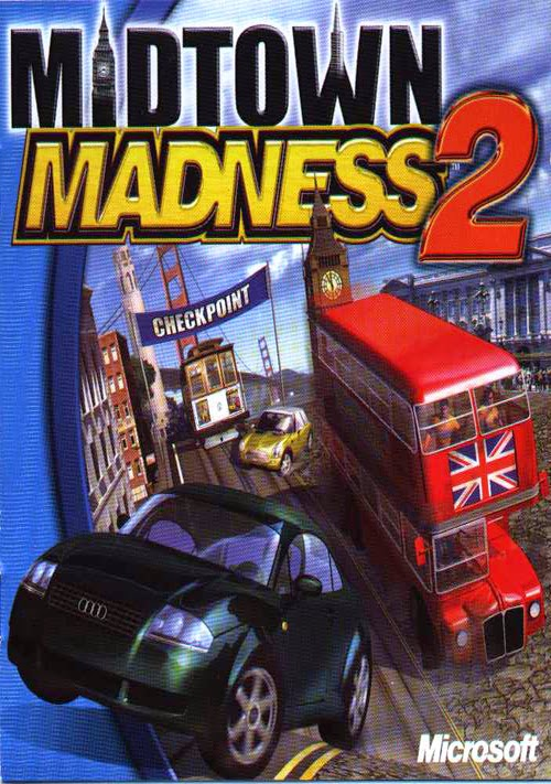 Midtown madness 2 games full.