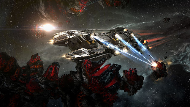 """Eve Online"" Game nhập vai free PC & Mobile"
