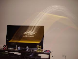 paranormal light rays