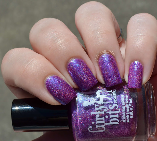Girly Bits Defying Gravity