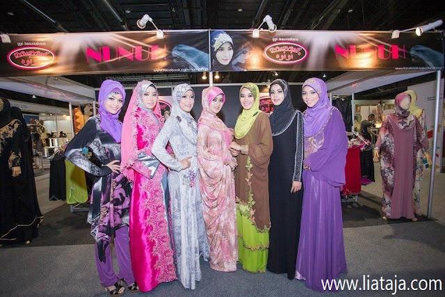 Wanita Muslimah cantik Thailand | liataja.com
