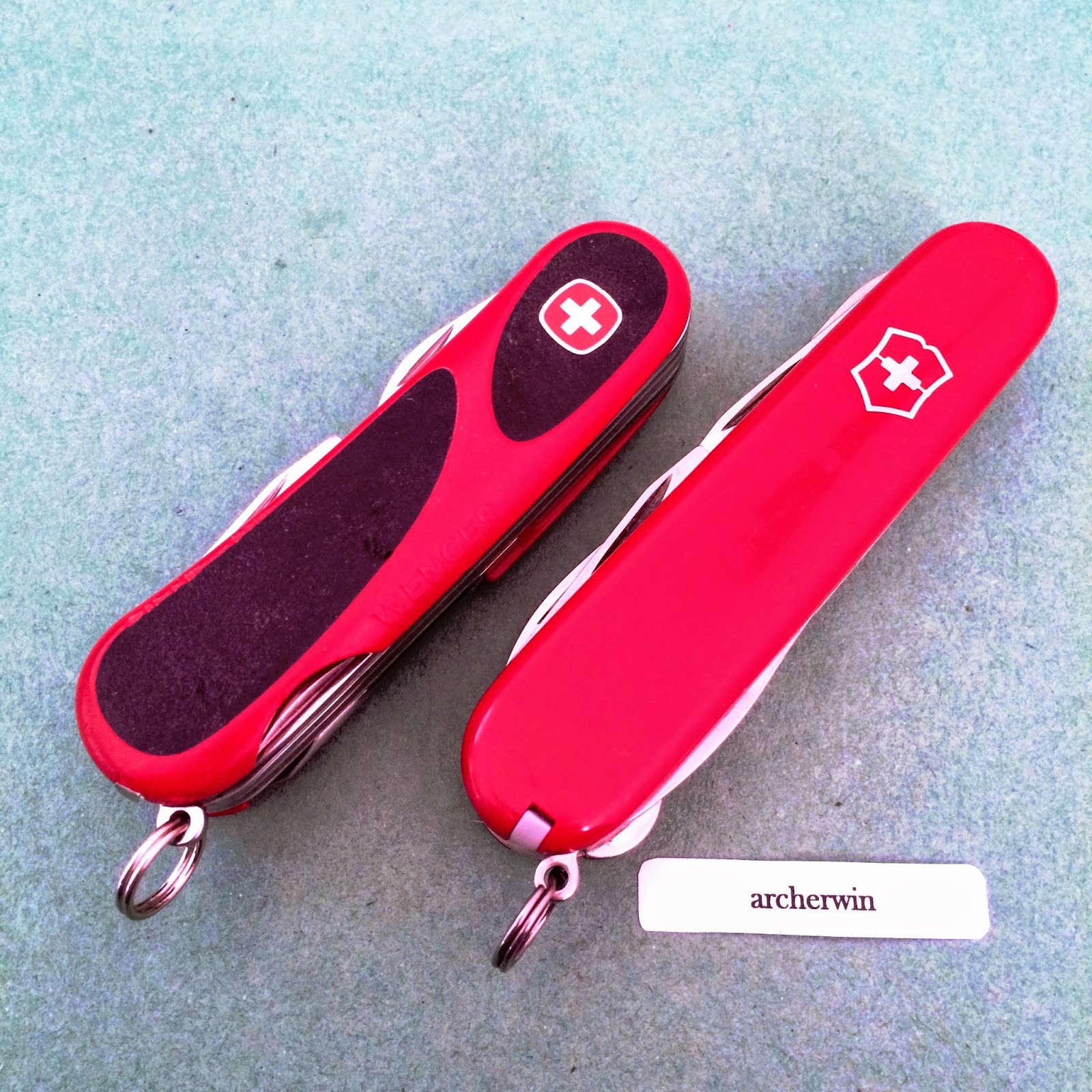 Archerwin S Swiss Army Knives Review Victorinox