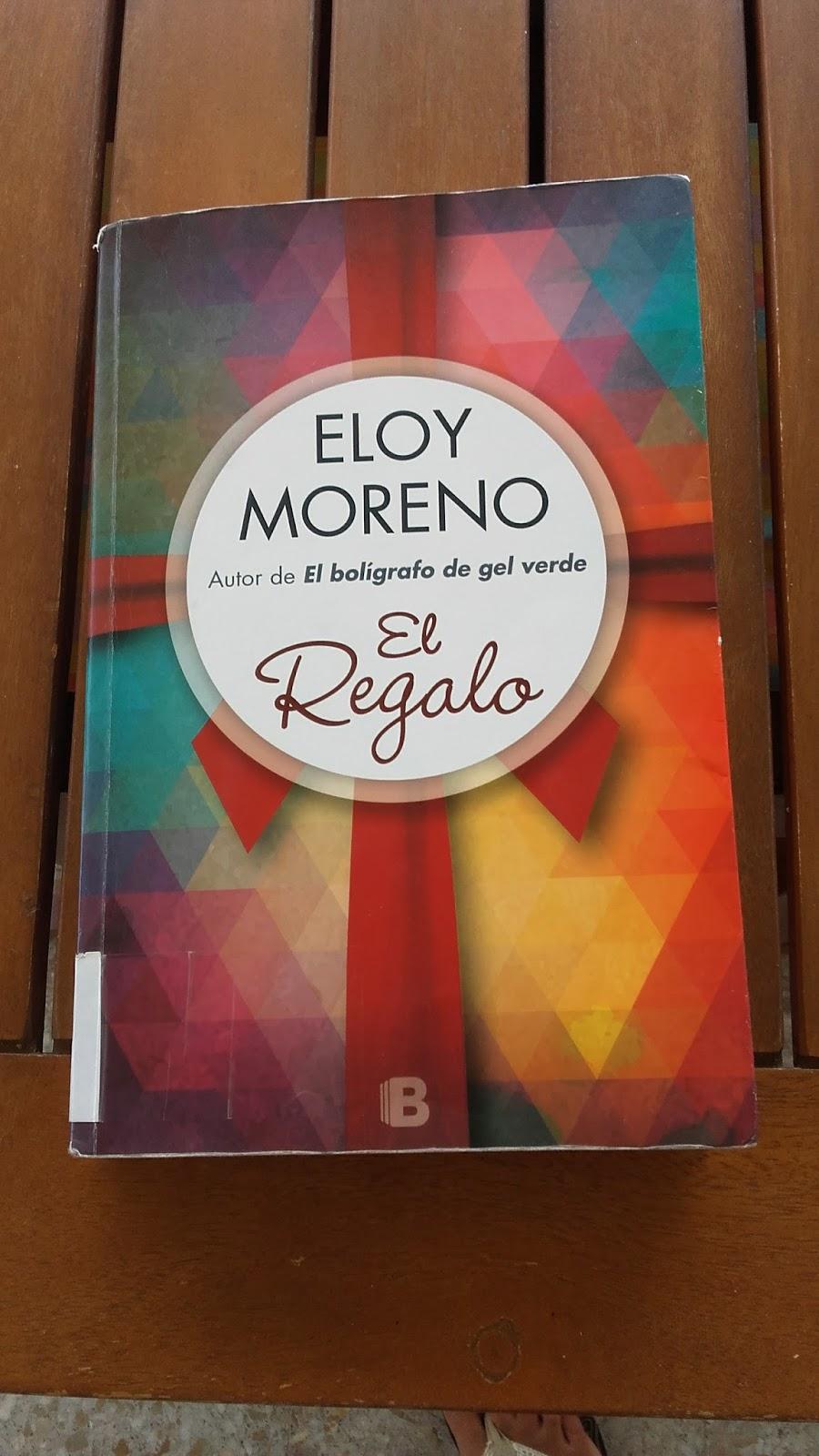 Al Calor De Los Libros El Regalo De Eloy Moreno