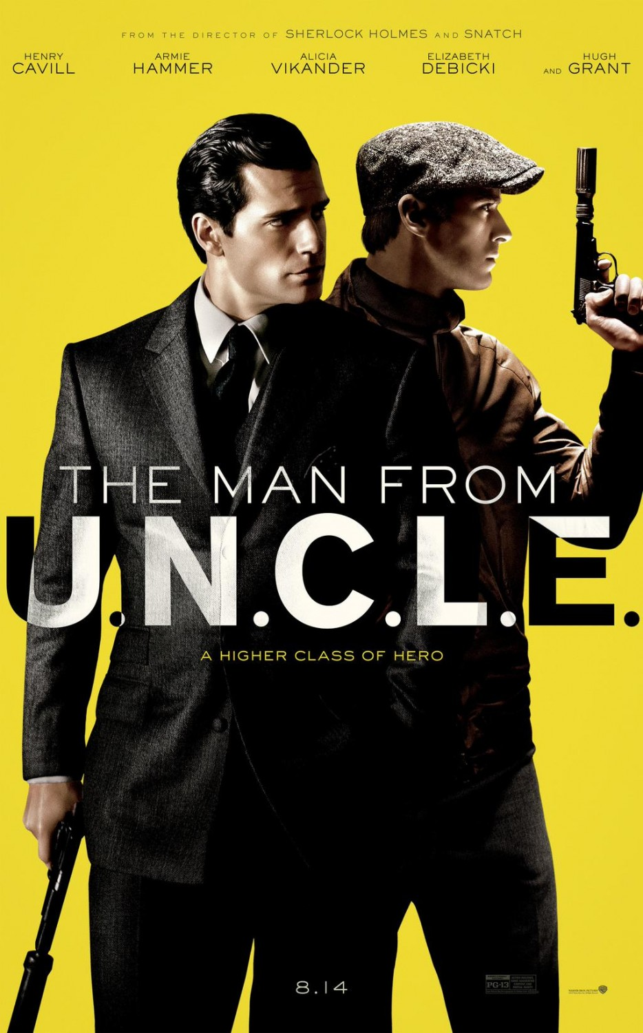 Nonton Film The Man from U.N.C.L.E. (2015)
