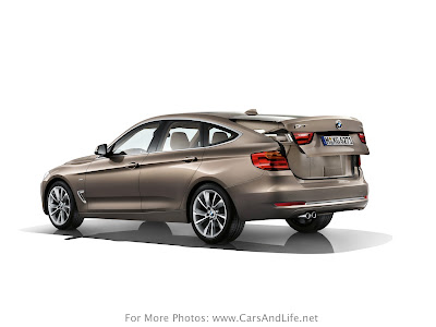New BMW 3 Series Gran Turismo or 3 GT: Photos Series 2!