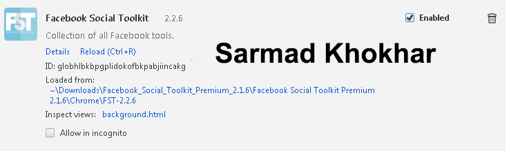 toolkit for facebook license key