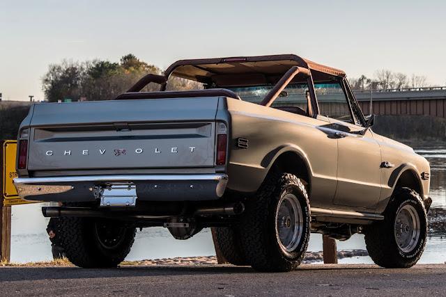 Seaker -1971 Chevrolet K-5 Blazer by Ringbrothers