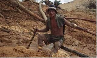 El problema del mercurio en Perú