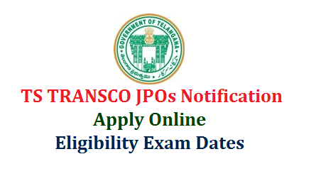 TS TRANSCO JPO Junior Personnel Officers Direct Recruitment Notification 2018  Telangana TRANSCO JPO Recruitment Notificaiton is out for any degree Holders with 100% Written Test Based Recruitment | Get Details about Junior Personnel Officers Recruitment in TS Transmission Corporation Telangana Limited Online Application Form Exam Dates Selection Procedure Scheme Of Examination How to Apply/Upload/Submit Online Application form at http://tstransco.cgg.gov.in Applications are invited On-line from qualified candidates through the proforma Application to be made available on http://tstransco.cgg.gov.in to the post of Junior Personnel Officer. ts-transco-jpo-junior-personnel-officers-recruitment-notification