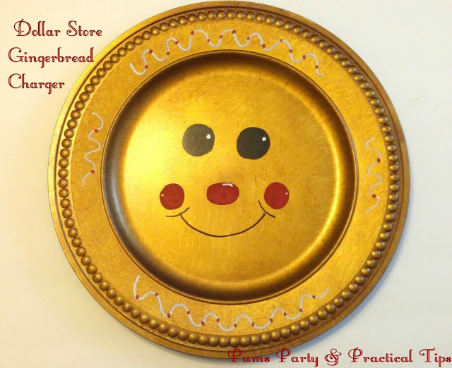Gingerbread Party, Dollar Store Crafts, Gingerbread Decorations