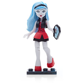 MH Ghouls Skullection 1 Ghoulia Yelps Mega Blocks Figure