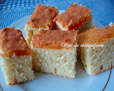 Dicas e truques: Massa de bolo