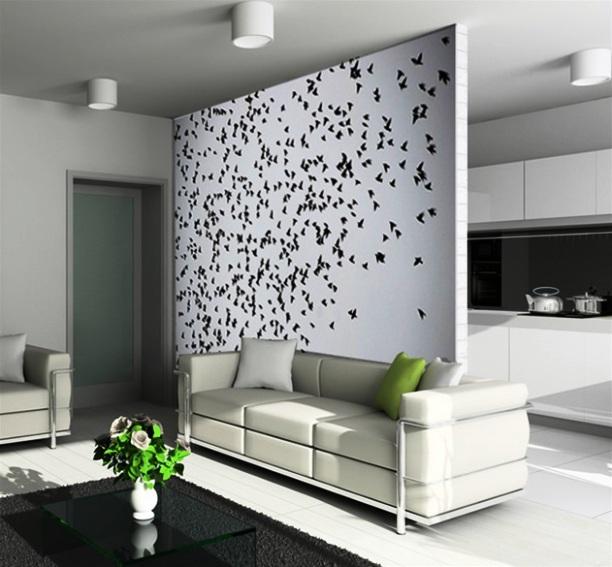 Hiasan Dinding Yang Wajib Ada Di Ruang Tamu