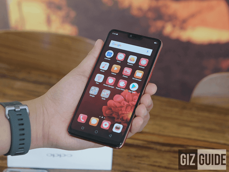 OPPO F7 Review - MediaTek Mid-range Monster!