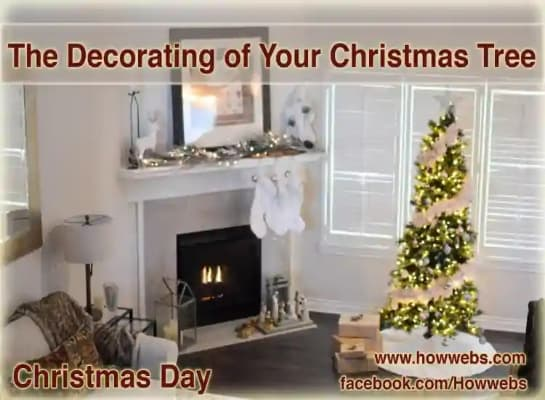 Do the Decoration of Your Christmas Tree on Your Own | Xmas Tree