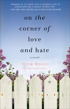 New Release: On the Corner of Love and Hate (Hopeless Romantics #1) by Nina Bocci + Teaser and Giveaway | About That Story