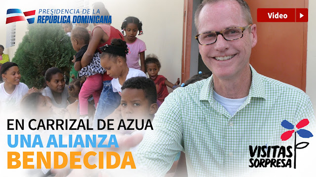 VIDEO: En Carrizal de Azua. Una alianza bendecida