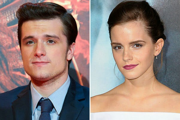 Josh hutcherson i love emma watson dying to meet her news 4y currently josh hutcherson is at the peak of fame due to the work on the project the hunger games he received worldwide recognition m4hsunfo