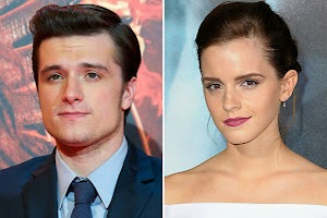 Josh Hutcherson: I love Emma Watson. Dying to meet her