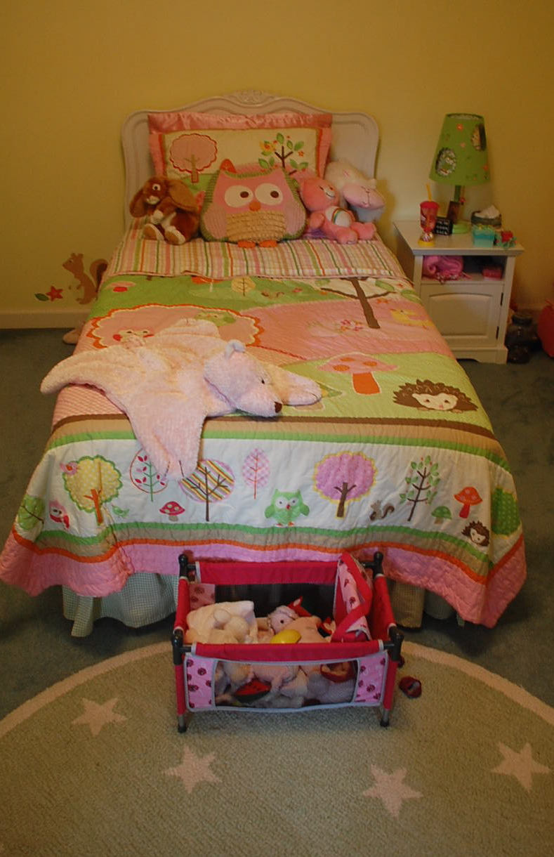 Michelle Spieler Gracie S Room Before And After