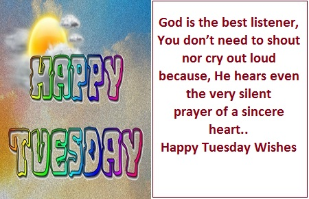 Happy Tuesday Quotes with Pictures 2018