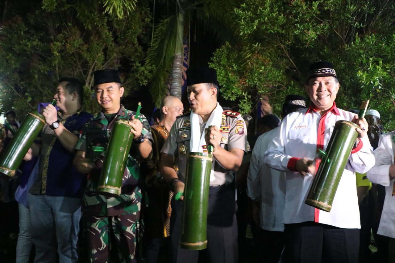 Kapolda Kalbar Hadir Pembukaan Festival Sahur-Sahur Ke-XVI di Mempawah