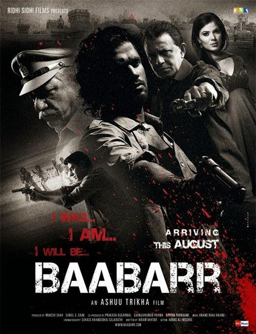 Baabarr 2009 DVDRip 300mb ESub