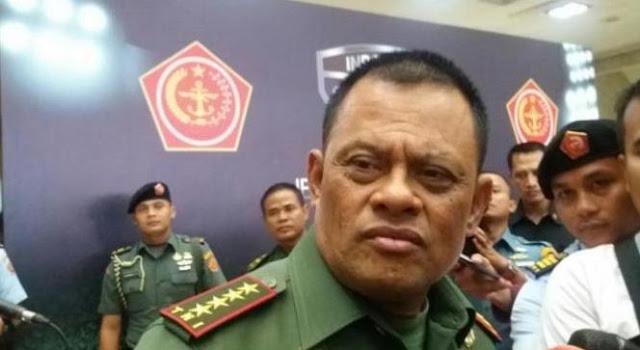 Panglima TNI Ditolak Masuk Amerika, Ada Apa Gerangan?