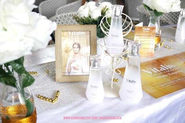 Vitalis Empression White Parfum