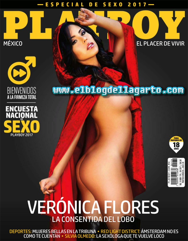 Veronica Flores Playboy México
