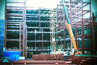 Будівництво багатоповерхових будівель