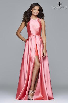 modelos de Vestidos Juveniles para Fiesta