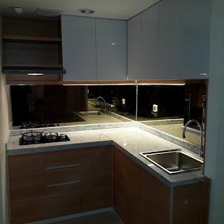 Kitchen Set Murah Apartemen Jakarta.
