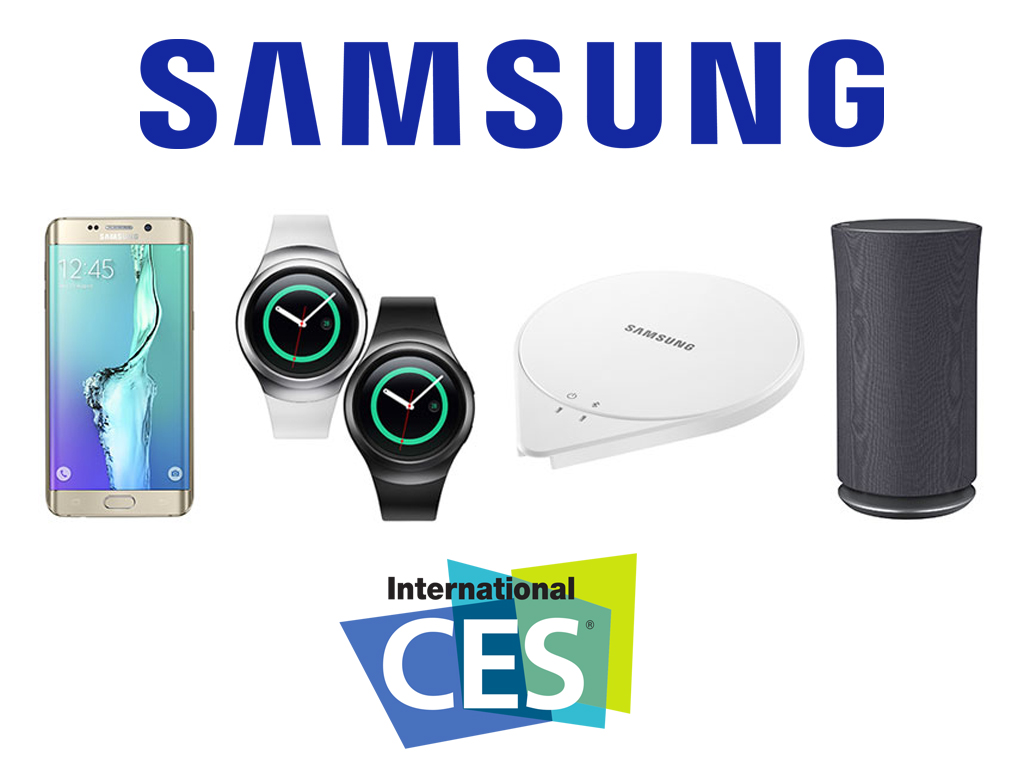 Samsung wins CES 2016 Innovation Awards
