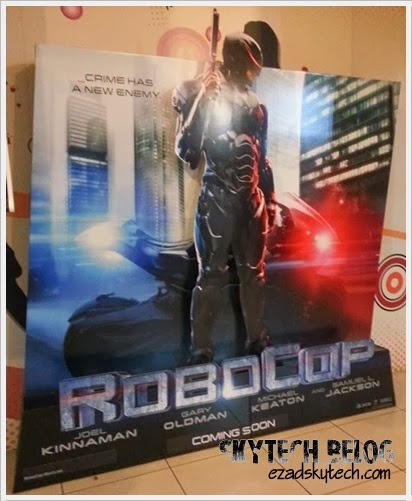 Film Review - RoboCop 2014