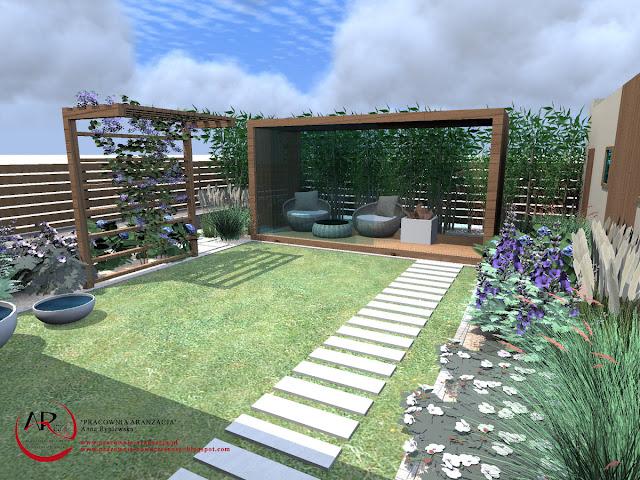 projektowanie i zakładanie ogrodów Szczecin
