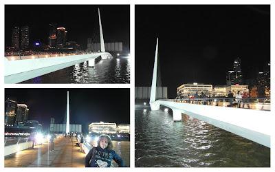 Puente de la mujer - Calatrava