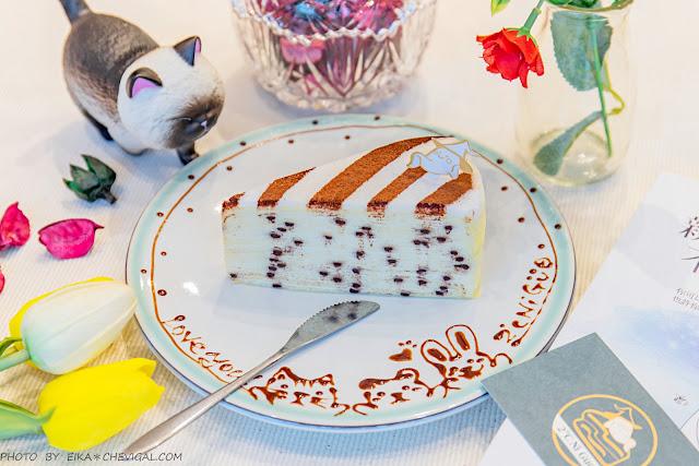 MG 3299 - 熱血採訪│2度C Ni Guo,30+層的蛋皮在公益路就能吃得到,7/1起父親節整顆千層蛋糕也開放預購囉!