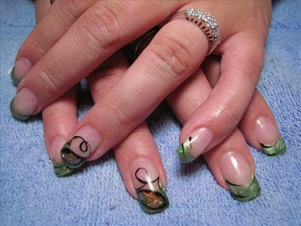 Great Acrylic Nail Designs 2013 | Nail Art Ideas 101