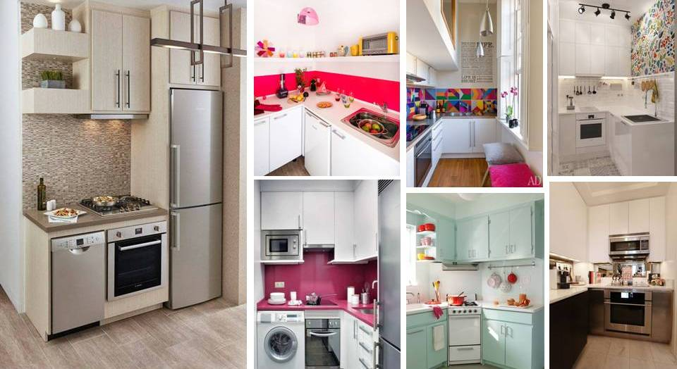 20 Modern X Small Kitchens Ideas, For Tiny Spaces