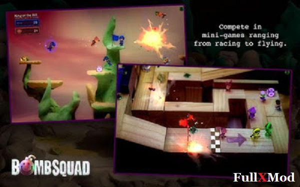 Games Info Name: BombSquad Apk Mod Versi: 1.4.115 Android: 4.0+ Update: 24 April 2017 BombSquad Mod: Pro Edition Unlocked Developer: Fromlieng Mode: Online/Offline download Bomb Squad Mod Apk Terbaru BombSquad Pro Apk BombSquad PC BombSquad Game BombSquad Cheat Download BombSquad Mod Apk (Pro Edition Unlocked) Terbaru