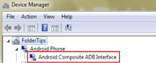 Install USB Driver Xiaomi