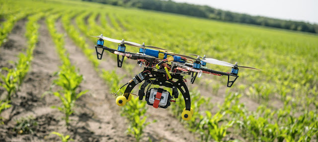 Drone Technology To Facilitate Agricultural Activities
